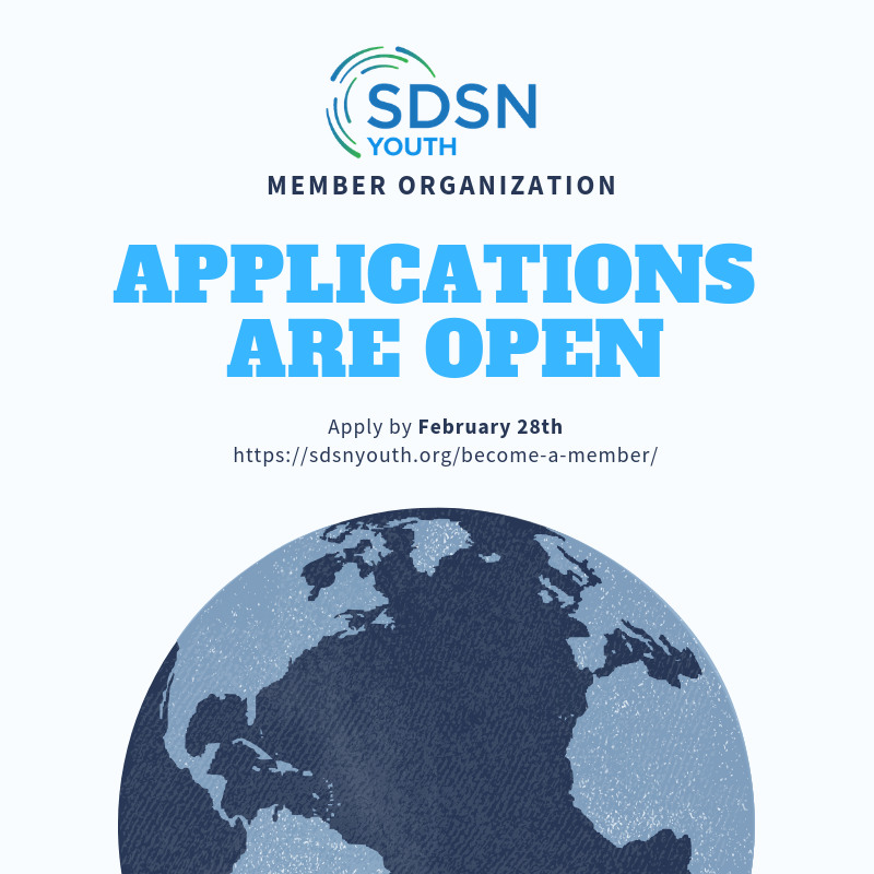 Application of SDSN Youth