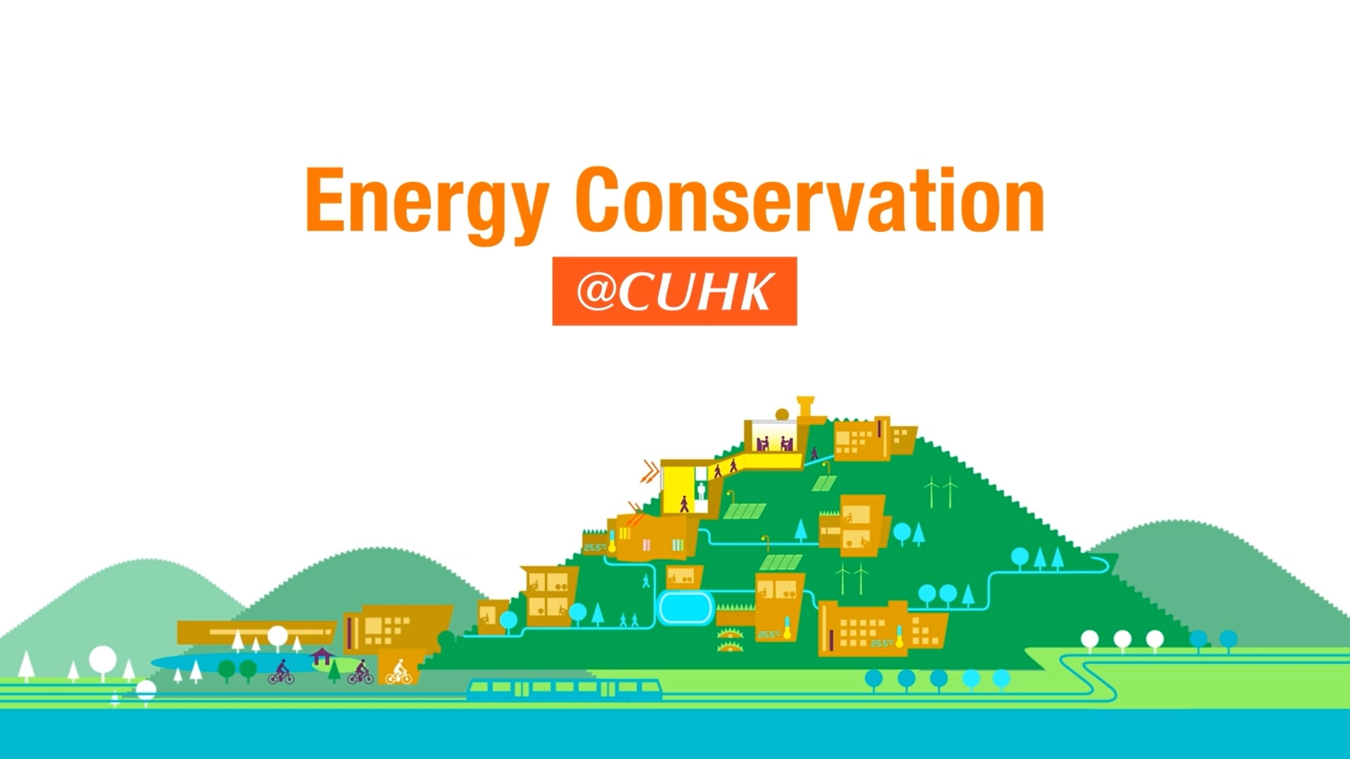 energy conservation cuhk